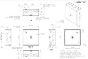 Portfolio for Electrical Design (satisfy your need)