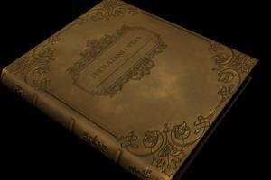 Portfolio for 3D modeling (HP, LP, bake texture)