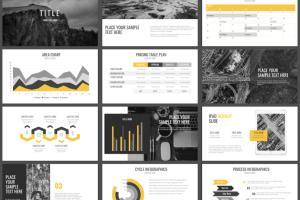 Portfolio for Keynote Presentation Design
