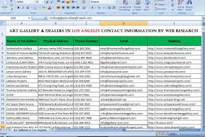 Portfolio for Total Admin Support