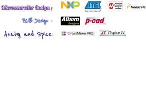 Portfolio for Embedded Electronics design