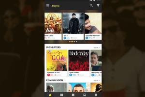 Android Movie Rating App