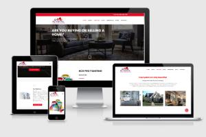 Portfolio for Professional Web Designer & Developer