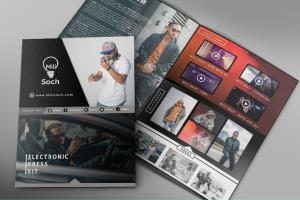Portfolio for Brochure Designs