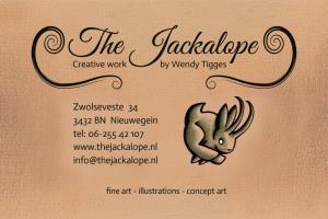 Portfolio for The Jackalope Art