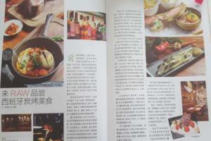 Portfolio for Publish Into Big Chinese media