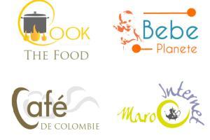 Portfolio for Creation logo, Logos