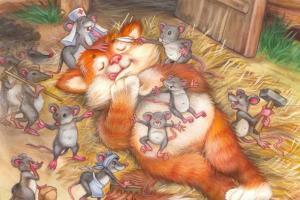 Portfolio for illustrator for children
