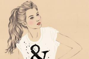 Portfolio for Fashion and Lifestyle Illustration