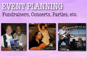 Portfolio for Event Planning and Promotion