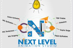 Portfolio for 2D&3DAnimation | logo | Web design