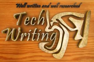 Portfolio for Technological writing