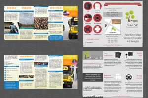 Portfolio for Marketing Materials Design