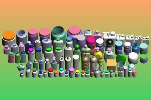 Portfolio for CAD/CAM Designer