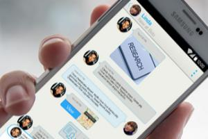 Portfolio for Live Chat and Audio/Video Messaging App