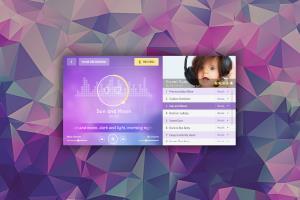 Portfolio for UI / UX and Graphic Design