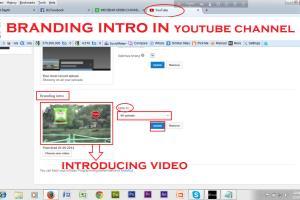 Portfolio for Youtube Marketer & Video Editor