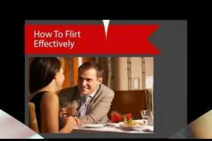 Are you a 'Flirt with Women' specialist ?