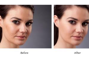 Portfolio for Professional retoucher