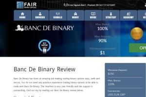 Website Content for FairBinaryOptions