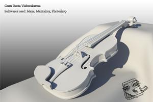 Portfolio for 3 D Modeling