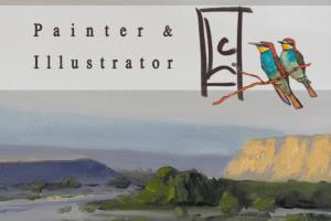 Portfolio for Illustration, Painting and Drawing