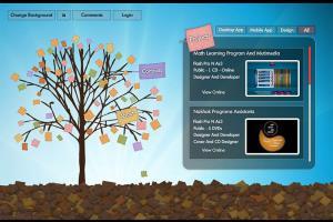 Portfolio for Adobe Air/Flash Designer and Developer
