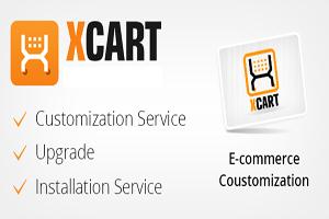 Portfolio for Xcart Development