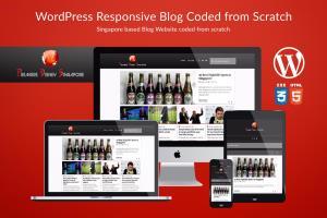 Portfolio for Web design service.