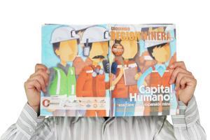 Illustration Mining Magazine