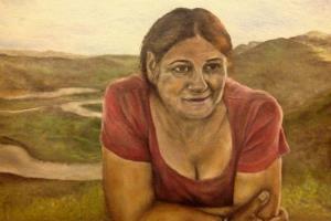Portfolio for Portrait Painting (all media)