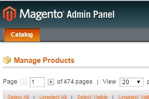 Portfolio for Magento Product Admin