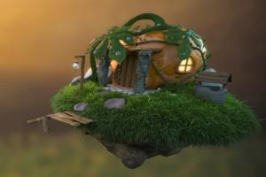 Portfolio for 3D Architecural Animator, Generalist
