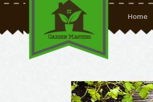 Website Design and Development: Garden Store