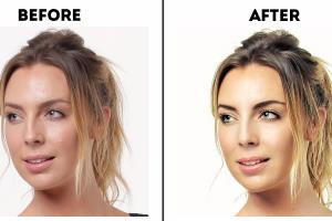 Beauty Retouch Samples
