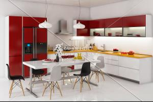 Portfolio for 3D Kitchen Visualizer & Designer