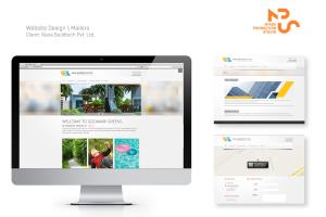 Portfolio for Website & User Interface Design
