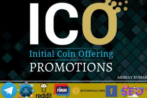 Portfolio for Promote & Advertise Your Initial Coin