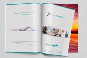 Ad Design for Vivir Bien Magazine