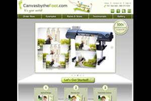Portfolio for e Commerce Website