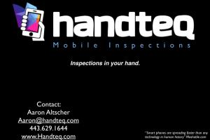 Portfolio for Mobile Application (Inspections, Forms)