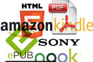 Portfolio for eBook Conversion & Data Conversion