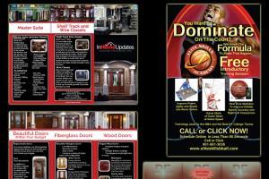 Portfolio for Graphic Design for Print and the Web