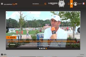 Video portal - Horse Racing