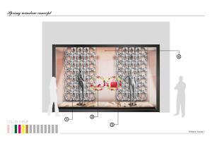 Portfolio for Window Display Design
