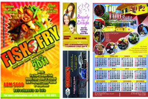 Portfolio for Graphic Artist