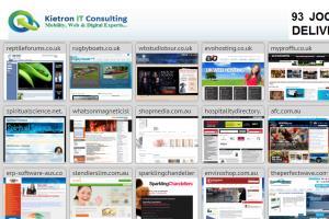 Kietron Joomla Websites ( 90+)