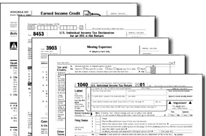 Portfolio for Tax Preparer/Taxpayer representative