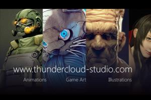 Portfolio for 3D animation & Outsource studio
