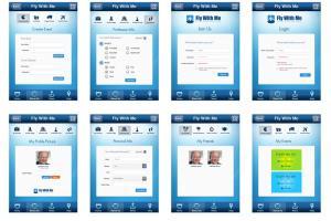 Portfolio for Mobile UI/UX Design, IOS Developer